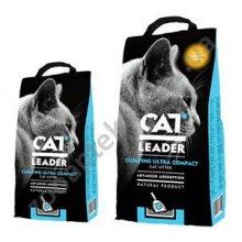 Cat Leader Clumping with Wild Nature - ультра-комкующийся наполнитель Кэт Лидер Клампинг