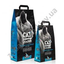 Cat Leader Clumping - ультра-комкующийся наполнитель Кэт Лидер Клампинг