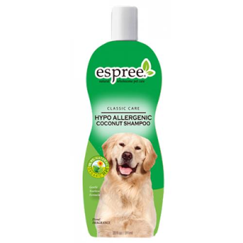 Espree Hypo-Allergenic Coconut Shampoo - шампунь Эспри кокосовый, гипоаллергенный