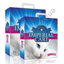 Cat Leader Imperial Care with Baby Powder - ультра-комкующийся наполнитель Кэт Лидер