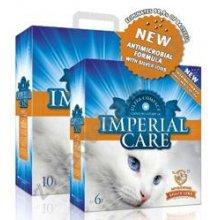 Cat Leader Imperial Care with Silver Ions - ультра-комкующийся наполнитель Кэт Лидер