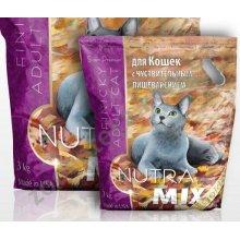 Nutra Mix Gold Finicky Adult - корм Нутра Микс Голд для взрослых кошек