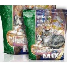 Nutra Mix Gold Indoor Hairball - корм Нутра Микс Голд для домашних кошек