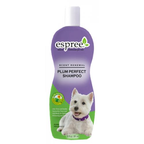 Espree Plum Perfect Shampoo — шампунь Эспри для глубокой чистки шерсти