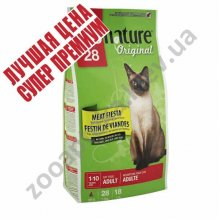 Pronature Original Adult Meat Fiesta - корм Пронатюр Мясная фиеста для кошек