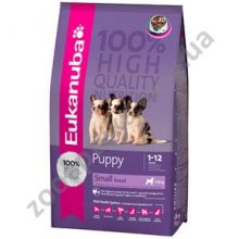 Eukanuba Puppy & Junior Medium Breed - корм Эукануба для щенков средних пород