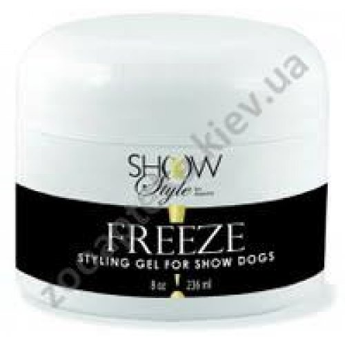 Espree Freeze Styling Gel - гель Эспри для укладки шерсти собак Шоу-класа