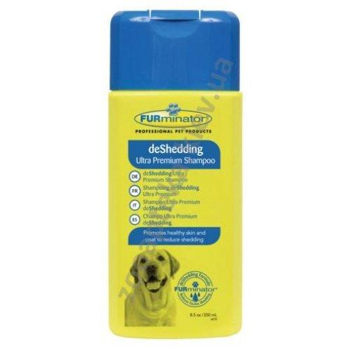 Furminator deSheddIng Ultra Premium Dog Shampoo - шампунь Фурминатор для собак против линьки