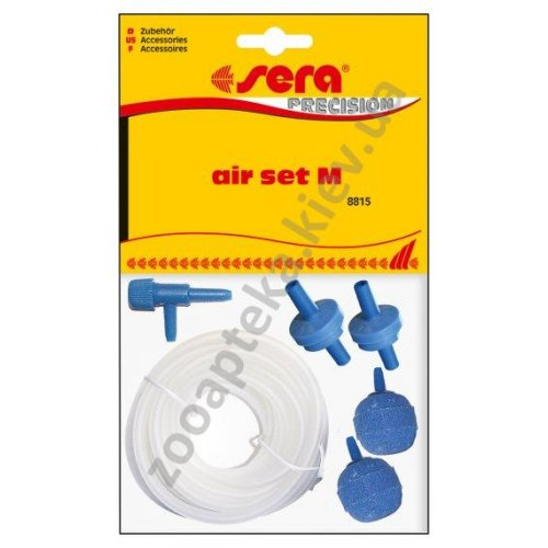Sera Air Set M - набор аксессуаров Сера для компрессоров