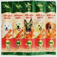 Allegro Dog - мясные колбаски Аллегро Дог с говядиной для собак