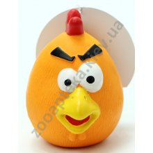 Pet Impex Angry Birds - злой резиновый мяч Пет Импекс для собак