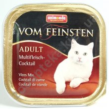 Animonda Adult Vom Feinsten - консервы Анимонда мясной коктейль