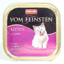 Animonda Kitten Vom Feinsten - консервы Анимонда с ягненком для котят