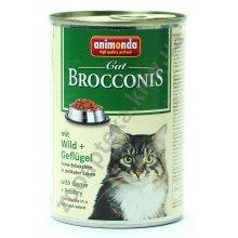 Animonda Brocconis - консервы Анимонда дичь и домашняя птица для кошек