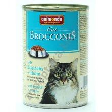 Animonda Brocconis - корм Анимонда для взрослых кошек, с сайдой и курицей