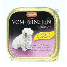 Animonda Vom FeInsten - консервы Анимонда с птицей и печенью индейки для щенков