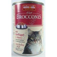 Animonda Brocconis - корм Анимонда для взрослых кошек, с птицей и сердцем