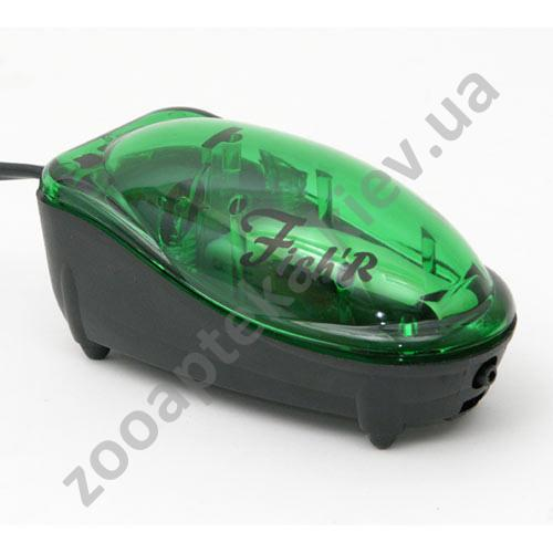 Aquael AP-100 Color - компрессор Акваель, 2,5 Вт, 100 л/ч