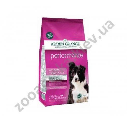 Arden Grange Adult Dog Perfomance - корм Арден Гренж для активных собак