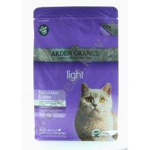 Arden Grange Adult Cat Light - низкокалорийный корм Арден Грендж