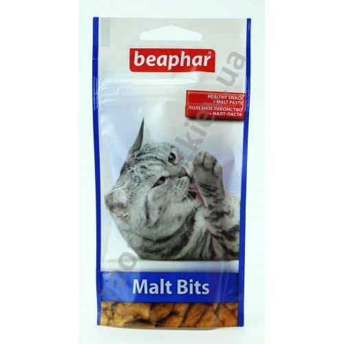 Beaphar Malt Bits Light - кормовая добавка Бифар