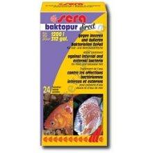 Sera Baktopur Direct - препарат Сера при тяжелых бактериальных поражениях у рыб