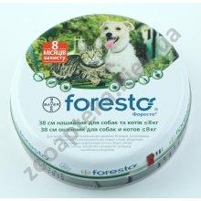 Bayer Foresto - ошейник против блох и клещей Байер Форесто