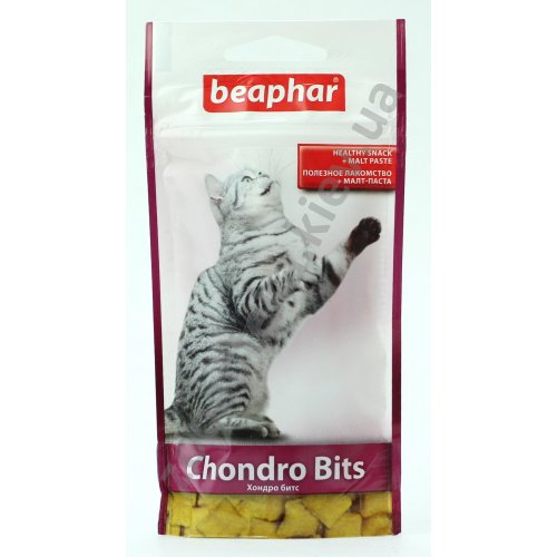 Beaphar Chondro Bits - кормовая добавка Бифар с хондроитином