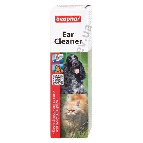Beaphar Ear-Cleaner - средство для ухода за ушами Бифар