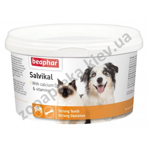 Beaphar Salvikal - комплексная пищевая добавка Бифар Сальвикал