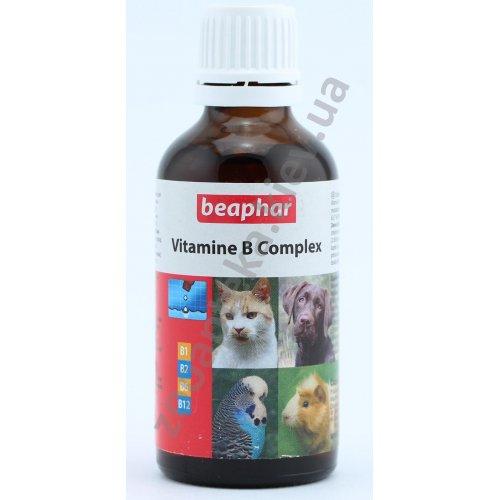 Beaphar Vitamin B Complex - комплекс витаминов B Бифар