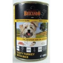 Belcando - консервы Белькандо Вкусная индейка и рис для чувствительных собак