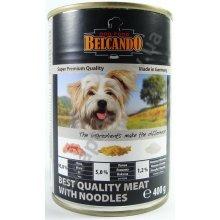 Belcando - консервы Белькандо Отборное мясо с лапшой