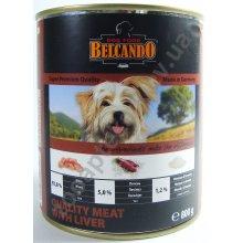 Belcando - консервы Белькандо Мясо с печенью