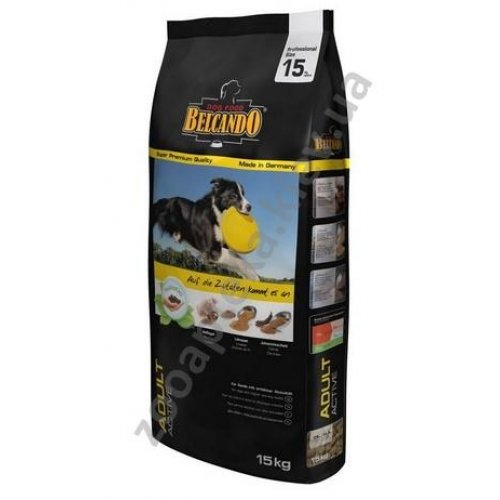 Belcando Adult Active - корм Белькандо для взрослых активных собак
