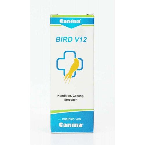 Canina Bird V12 - мультивитамины Канина для птиц