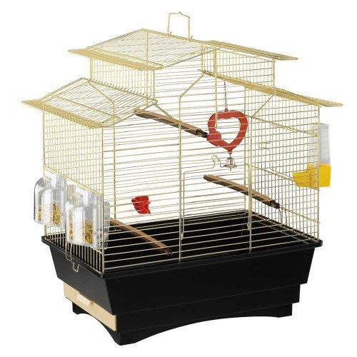 Ferplast Pagoda - клетка Ферпласт для небольших экзотических птиц