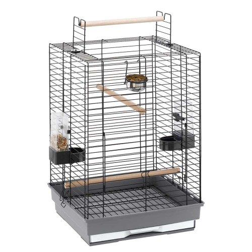 Ferplast Max 4 - клетка Ферпласт со съемной крышей для попугаев