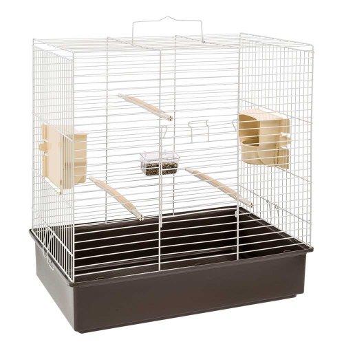 Ferplast Sonia - клетка Ферпласт Соня для волнистых попугаев и австралийских корелл