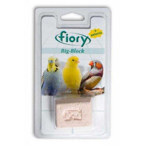 Fiory - био-камень Фиори для попугаев