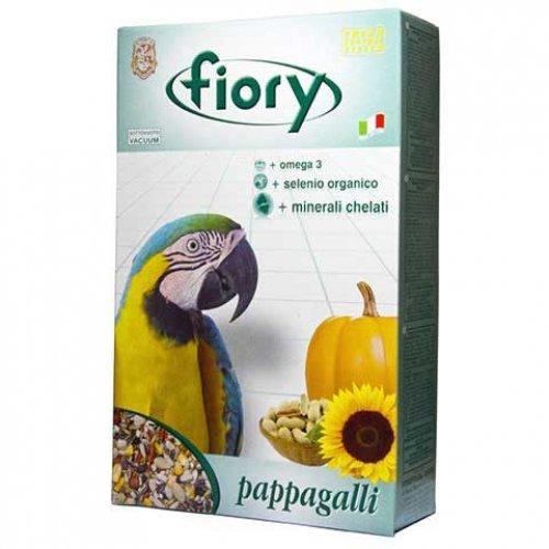 Fiory - корм Фиори для крупных попугаев
