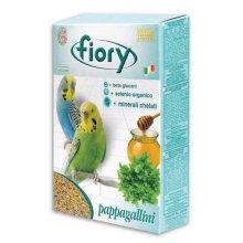 Fiory - корм Фиори для волнистых попугаев