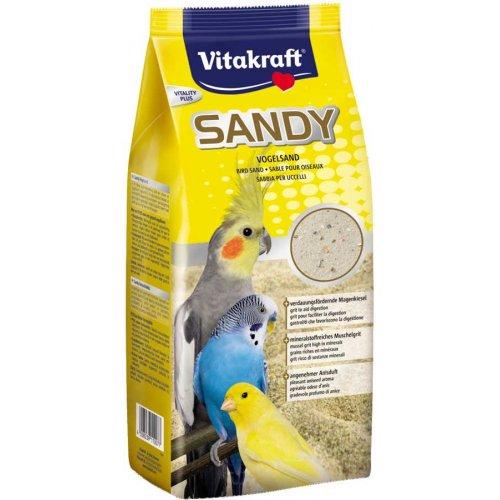 Vitakraft Sandy 3-plus - песок Витакрафт для птиц