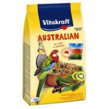 Vitakraft Australian - корм Витакрафт для австралийских попугаев