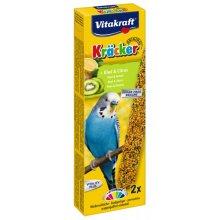 Vitakraft - крекер Витакрафт с киви и лимоном для волнистых попугаев
