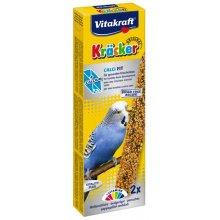 Vitakraft Calcium - крекер Витакрафт с кальцием для волнистых попугаев