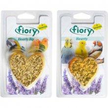 Fiory Hearty - био-камень Фиори с лавандой для птиц