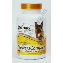 Unitabs Brevers Complex - витаминный комплекс Юнитабс для крупных собак