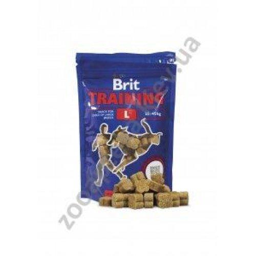 Brit Snack Training L - лакомства Брит для тренировки собак крупных пород