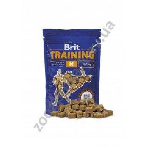 Brit Snack Training M - лакомства Брит для тренировки собак средних пород